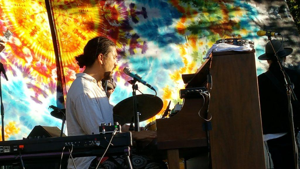 Soul Festival, Roaring Camp, Felton, CA