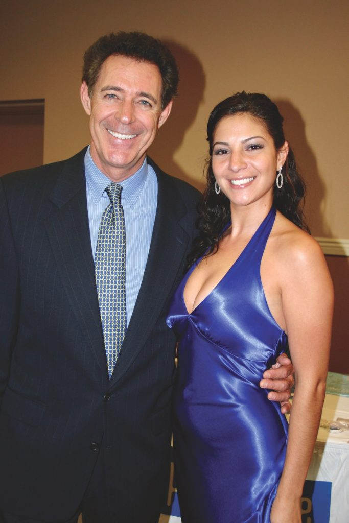 Barry Williams at a celebrity event, Los Angeles